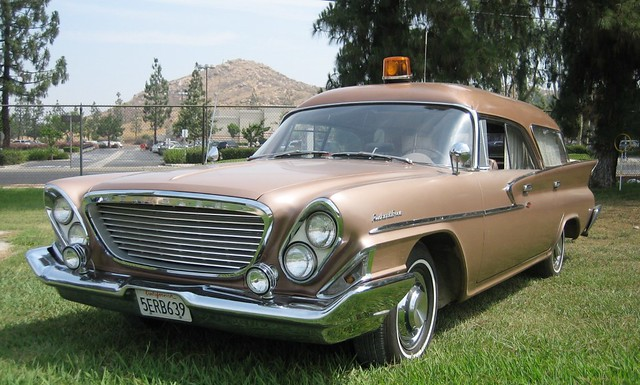 Chrysler Combination Ambulance Amp Hearse 1961 From