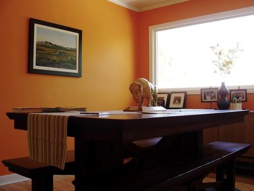 color naranja anaranjado zapote feng shui usos significados