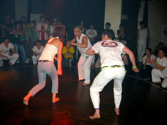 Nudist Beach Party  Bantus Capoeira  Flickr-7205