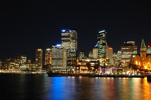Sydney at night | by ShotsbyGun.com