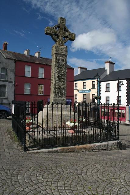 Celtic Cross Clones Co Monaghan Ireland The High Cross