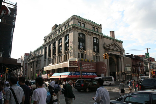 Stanford White's Bowery Savings Bank | by mkuhnert