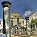 Majolica Columns of Santa Chiara