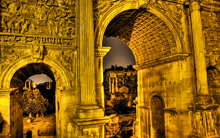 Archway to Rome | by Stuck in Customs