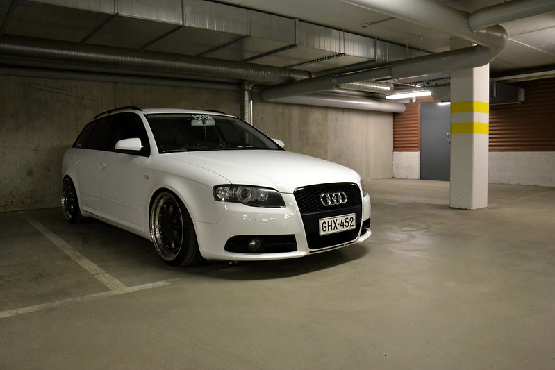 Zoml: Audi A4 B7 Avant //Mätäs Crew 18187248643_9676a009b7_c