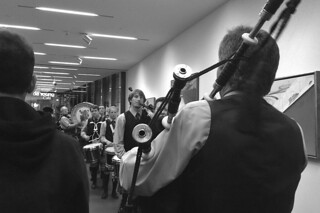 Friday Nights at the De Young Museum - Prince Charles Pipe Band
