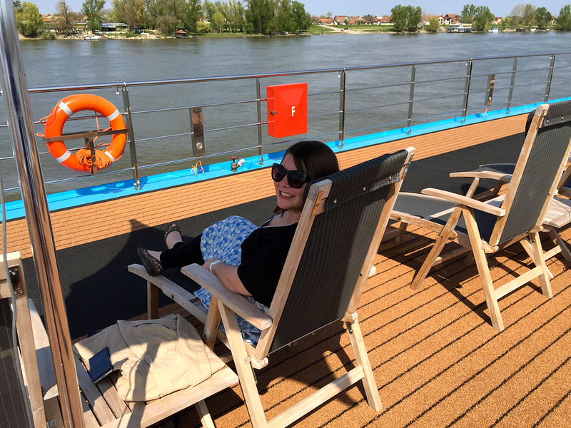 Sailing the Danube on the AmaPrima