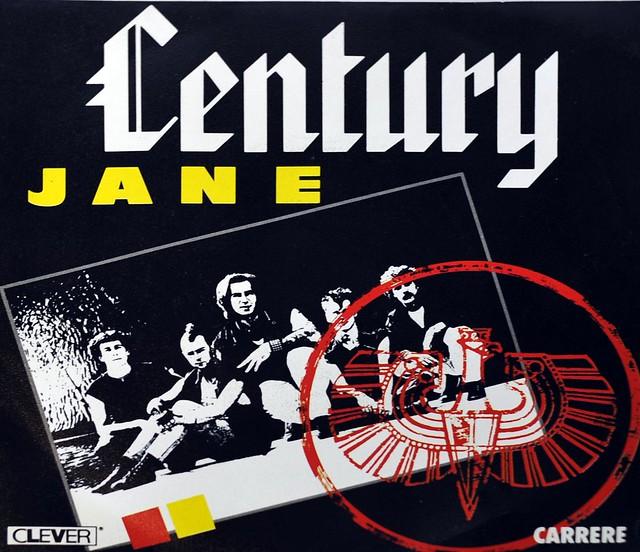 "CENTURY JANE 7"" PS SINGLE VINYL"