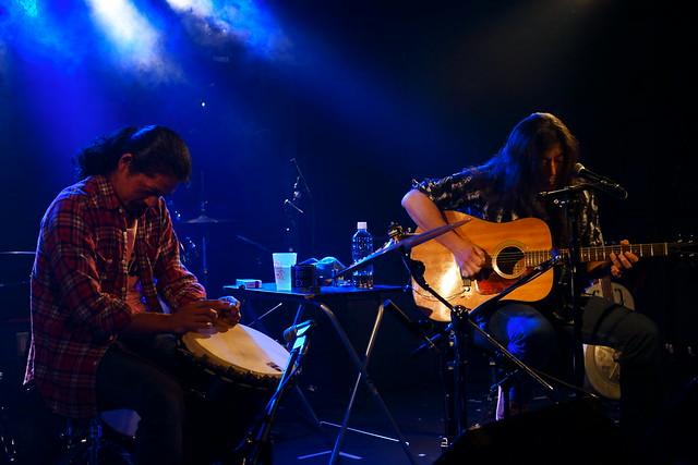 100 FEET live at 獅子王, Tokyo, 10 Jun 2015. 012