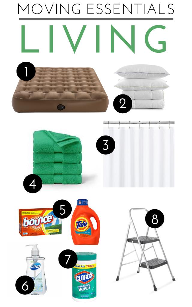 Moving Essentials   Living