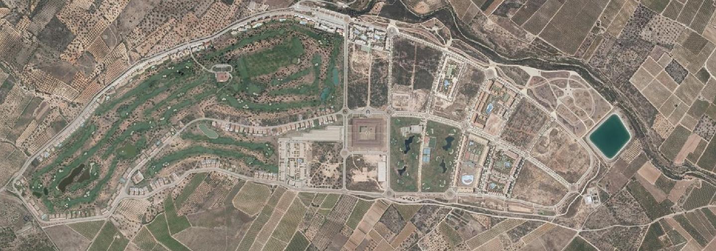 panorámica golf, castellón, panoramix, después, urbanismo, planeamiento, urbano, desastre, urbanístico, construcción, rotondas, carretera