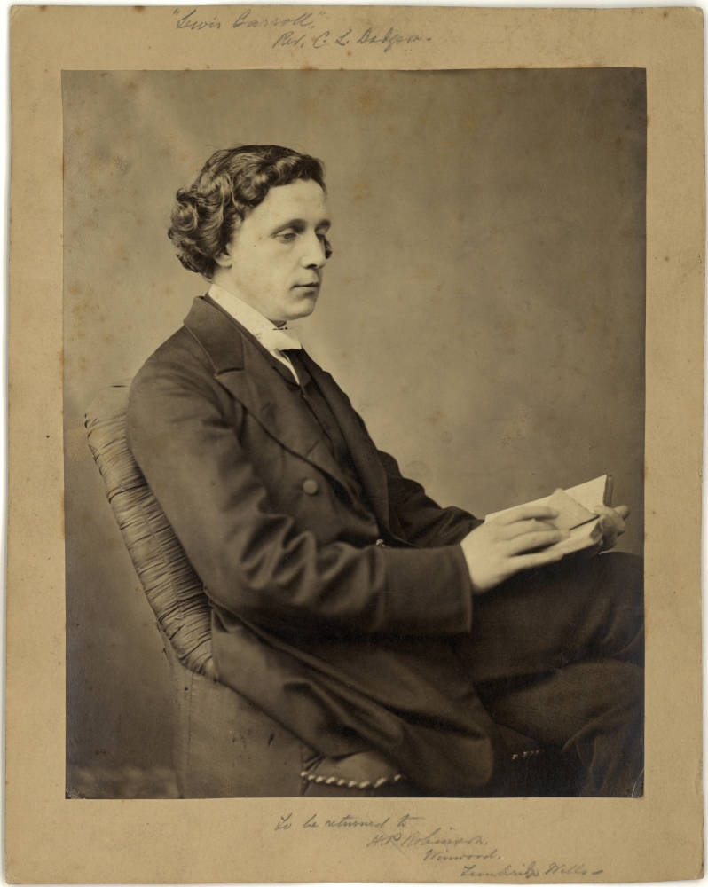 Biography of Lewis Carroll, the work of the writer, interesting facts 42