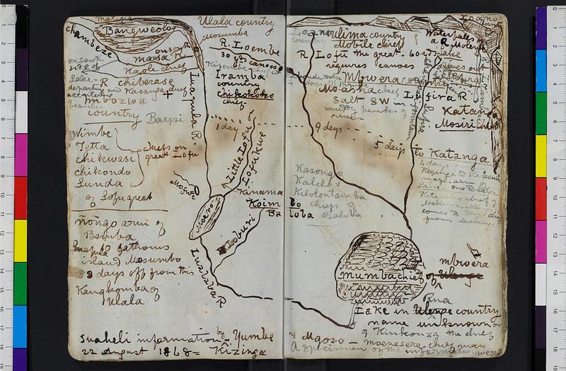 Livingstone Map
