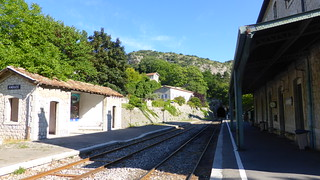 Anduze station | by jodastephen