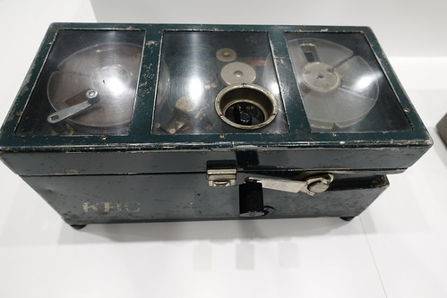 M-type tape recorder 1951