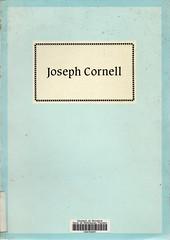 Joseph Cornell, Joseph Cornell