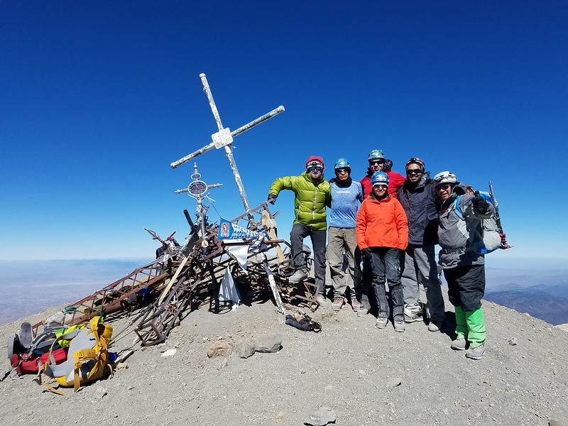 Pico de Orizaba • Summit