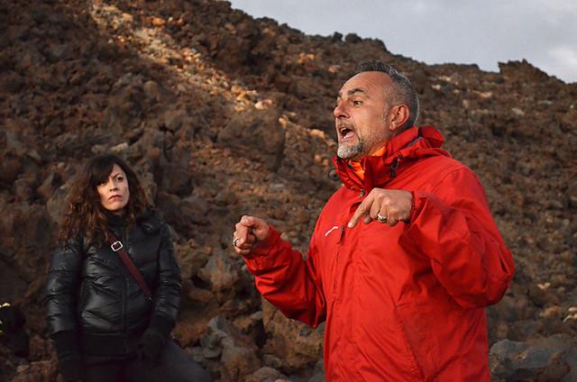 Teleféric guide, stargazing trip, Teide National Park, Tenerife