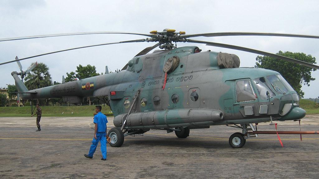 armée Sri-lankaise / Sri Lanka Armed Forces - Page 2 31948559712_261d5898b2_b
