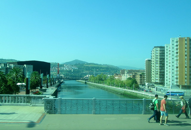 Another Bilbao Bridge View