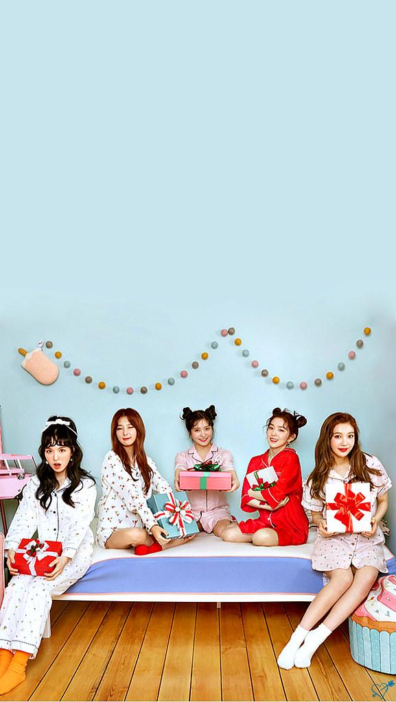 Red Velvet Lockscreen Hd Caizla