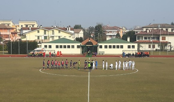 Abano-Virtus Verona 0-2: Mensah-Speri, Virtus da urlo!