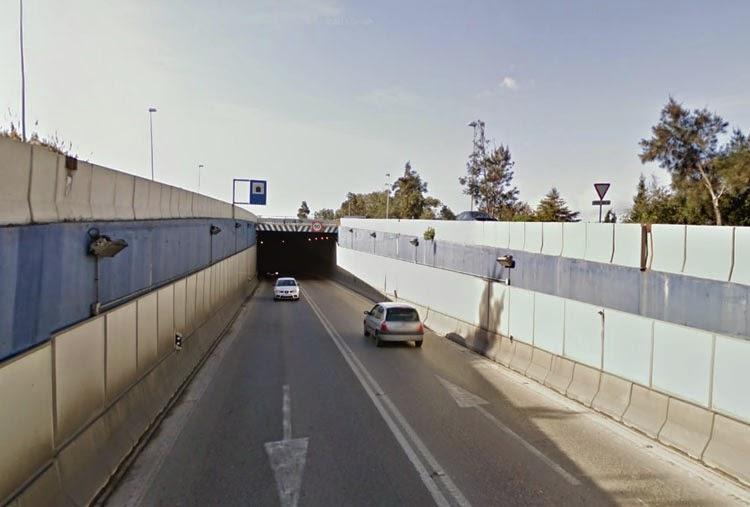 acceso norte tunel 18