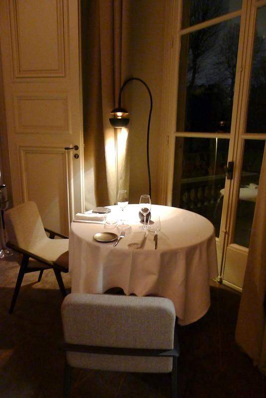 Le restaurant de la Maison de l'Amérique Latine, Paris