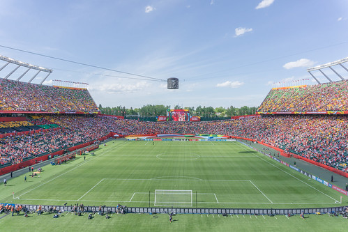 FIFA Women's World Cup Canada 2015 - Edmonton | by IQRemix