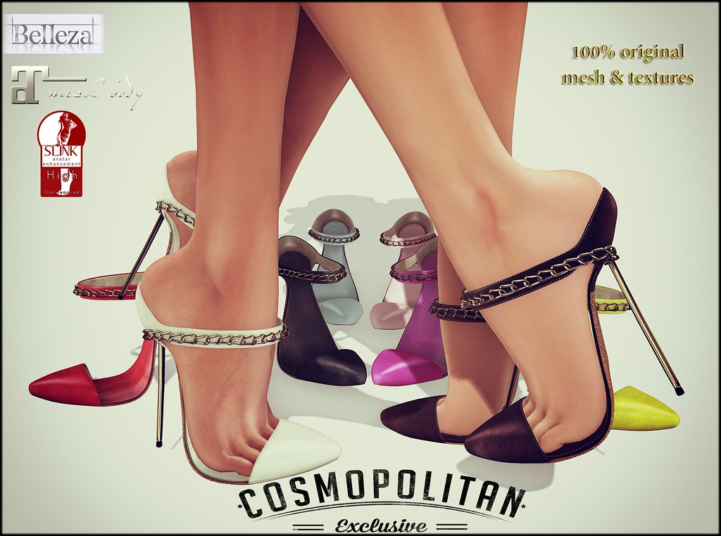 Loreighn by ChicChica @ Cosmopolitan Event