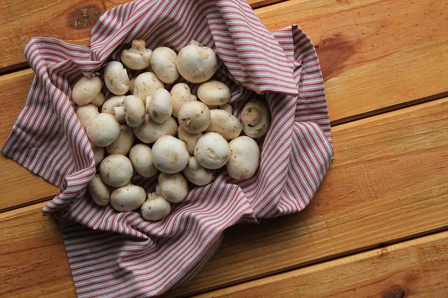 como cozinhar cogumelo