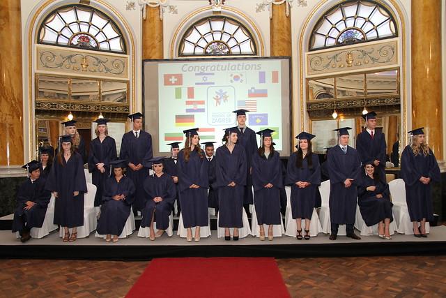 Graduation - Class of 2015