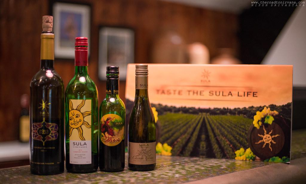 Taste the Sula Life!
