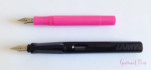Review Kaweco Sport Skyline Pink Fountain Pen @Fontoplum0 @Kaweco (4)