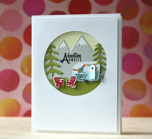 PTI-Petite Places: Happy Camper