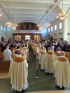 Priest line up