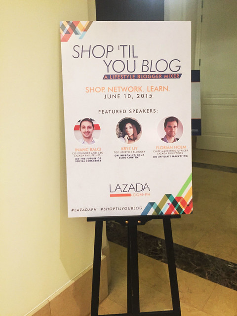 Patty Villegas - Lazada Shop Til You Blog -1