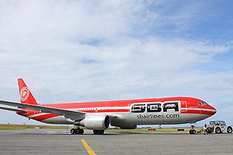 SBA Airlines B767-300ER (SBA Airlines)