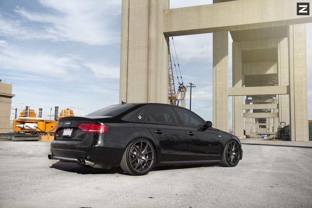 Audi B8 25 S4 Zito Zs05 Zito Wheels Flickr