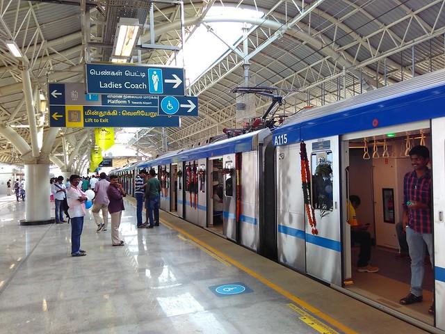 Chennai-Metro-Coaches-View-From-Outside
