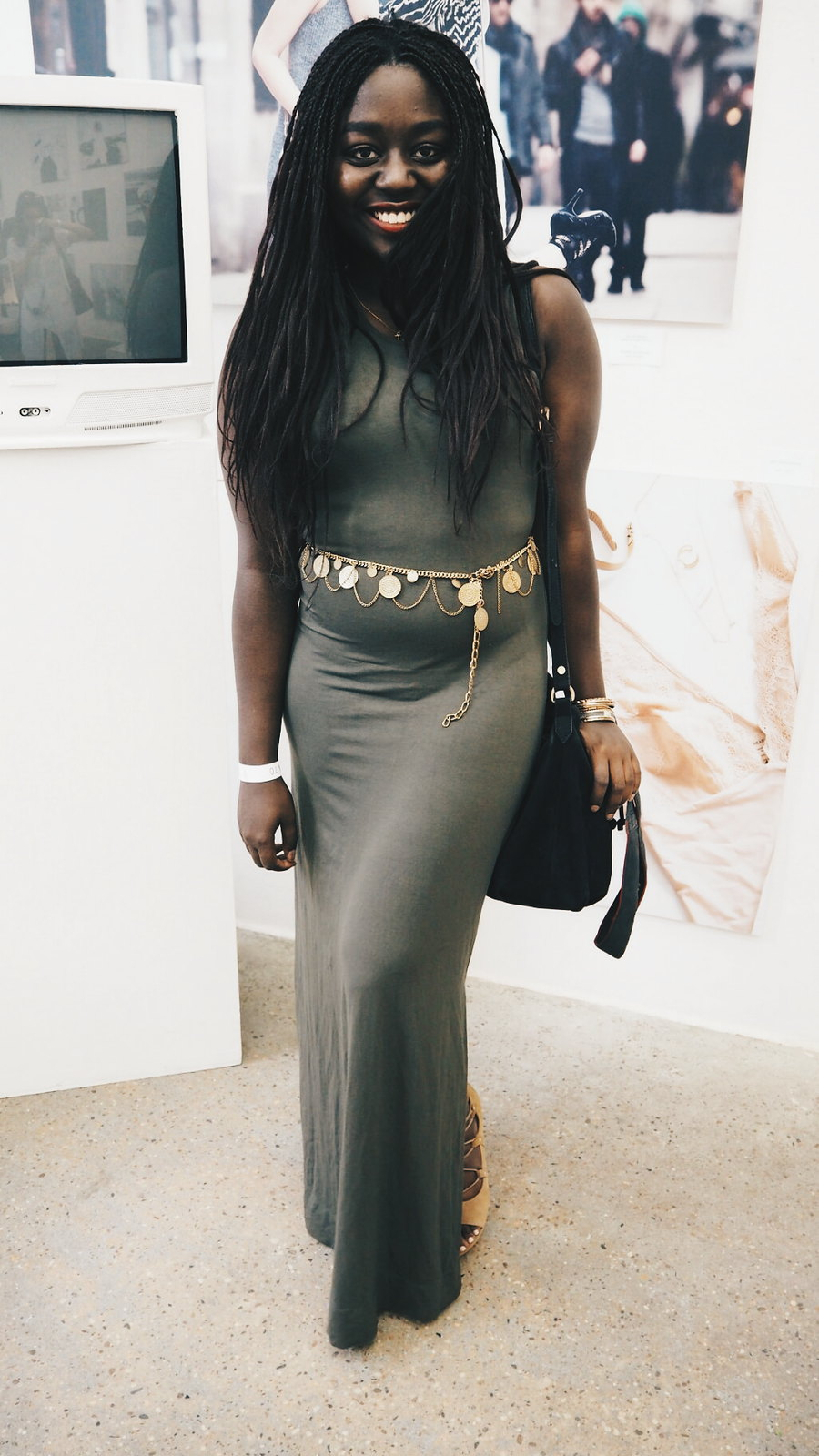 Lois Opoku Olympus PEN generation Fashion Photography Gallery Opening BERLIN