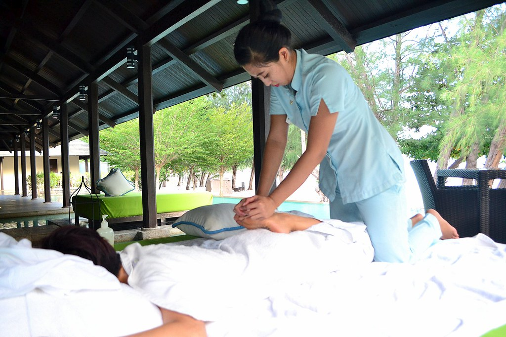Westin langkawi - heavenly spa - review -royal thai massage-008