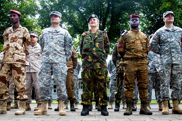 Exercise prepares Western Accord participants for real-world missions