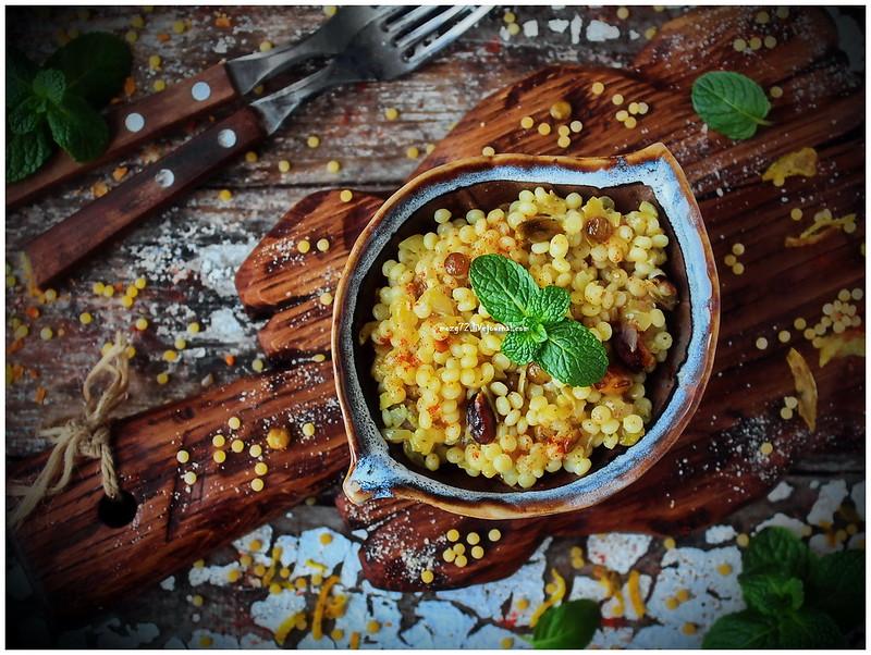 ...ptitim - Israeli couscous