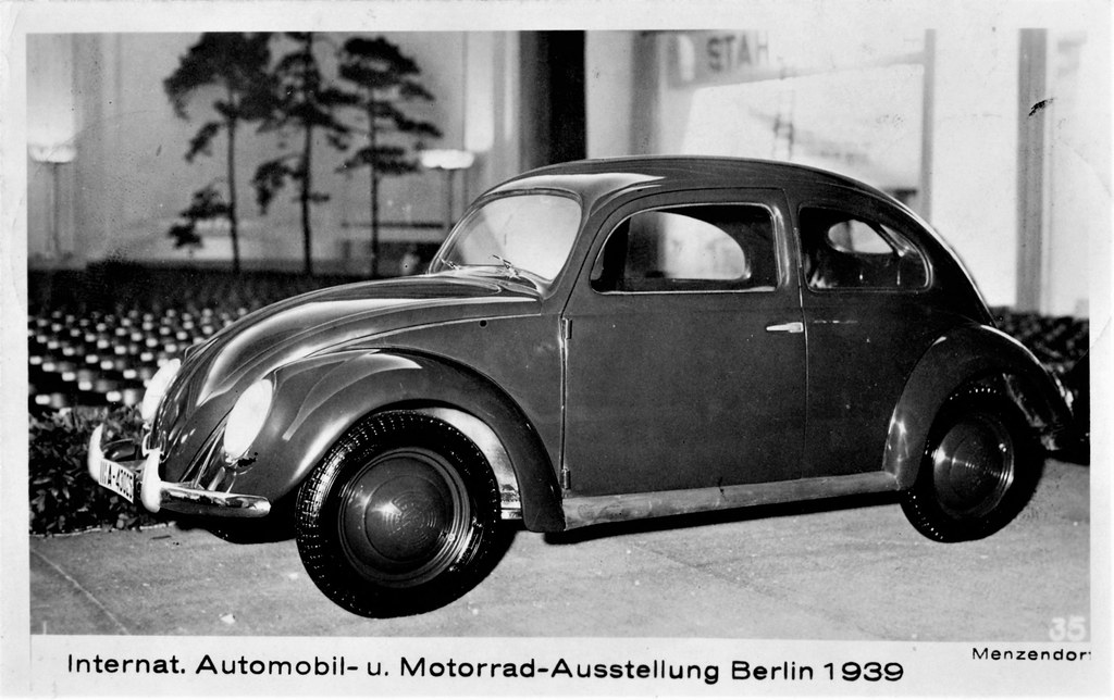 volkswagen at 1939 berlin auto show alden jewell flickr. Black Bedroom Furniture Sets. Home Design Ideas