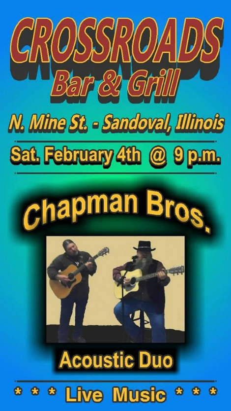 Chapman Brothers 2-4-17