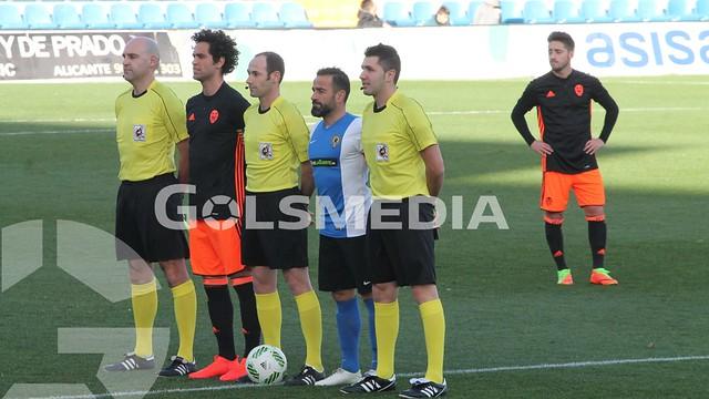 Hércules-Mestalla (0-2) Fotos: J. A. Soler