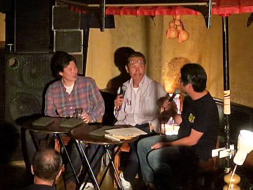 『HOMIE KEI ~チカーノになった日本人~』トーク
