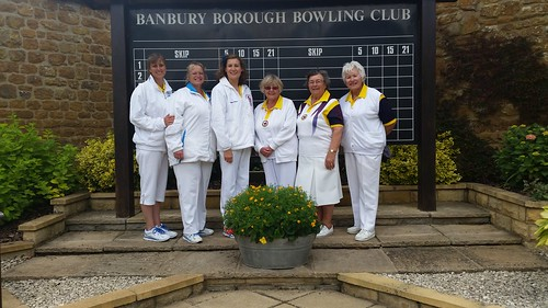 Ladies Triples Qualifiers 2015