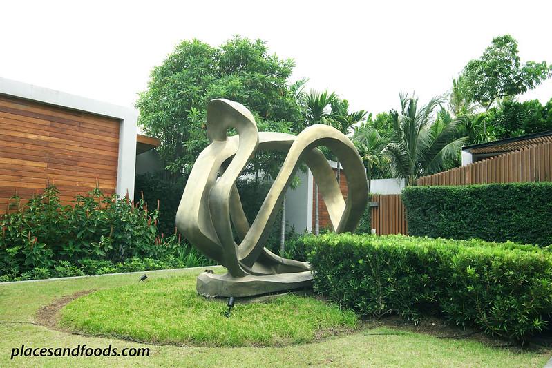 casa de la flora garden architecture